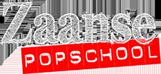 logo zaanse popschool