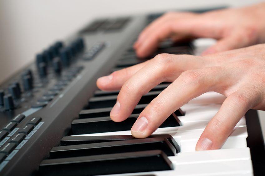Moderne muziekles